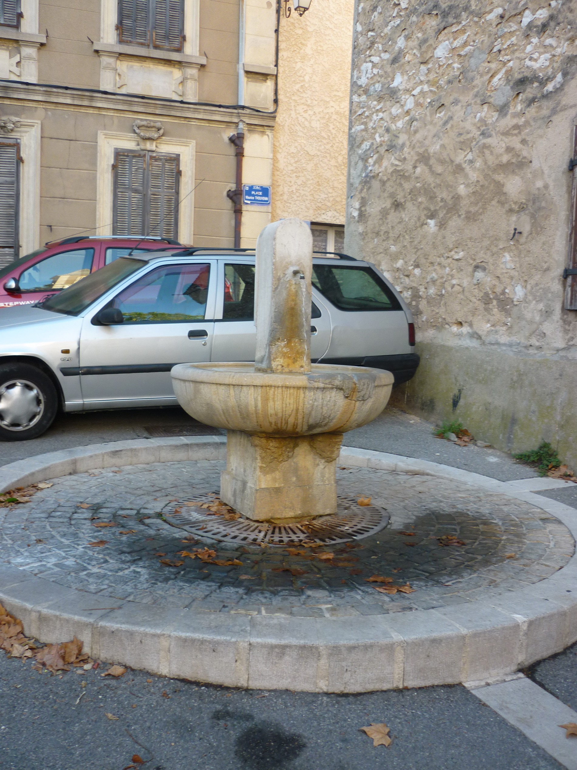 fontaine de Manon
